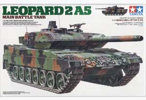 German Leopard 2 A5