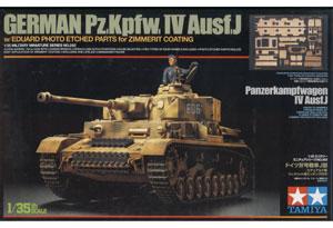 German Panzerkamf wagen IV Ausf.J - Ref.: TAMI-35262