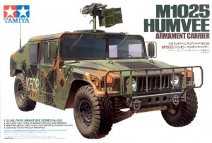 M1025 Humvee Armament Carrier - Ref.: TAMI-35263