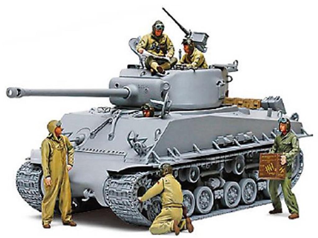 US Tank Crew Set - Teatro Europeo  (Vista 3)