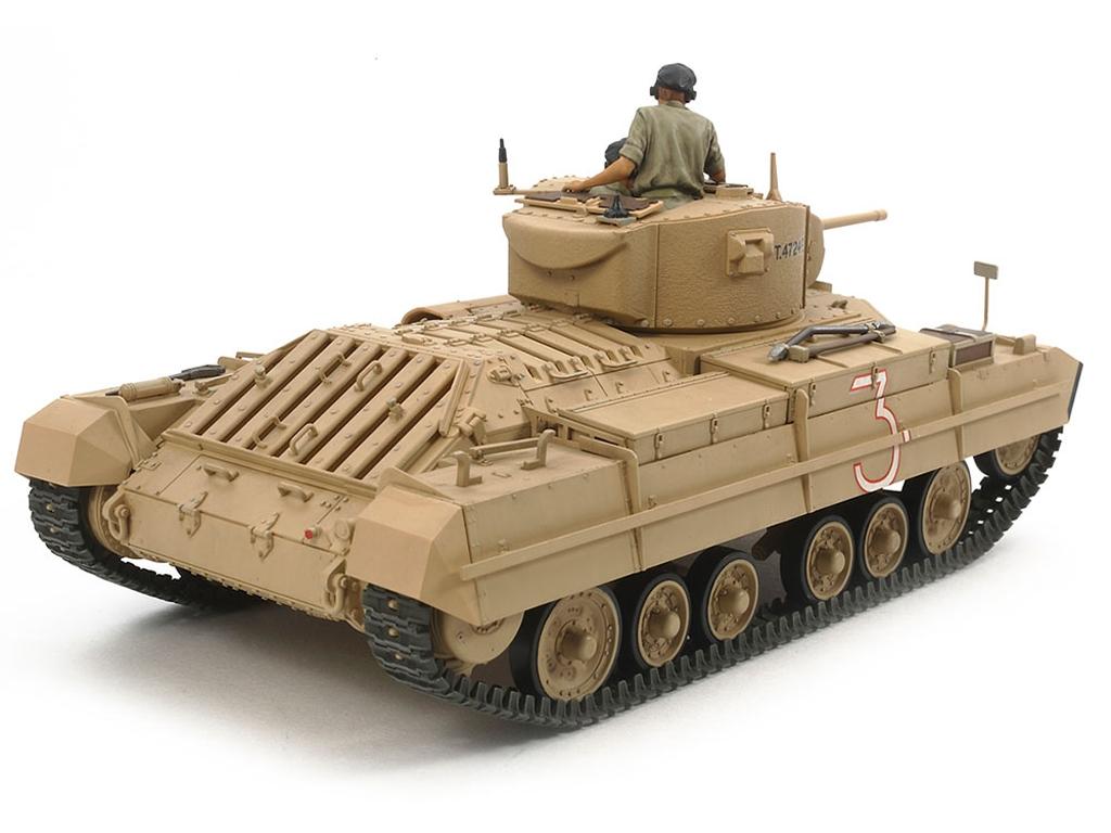 Tanque Británico Valentine Mk.II/IV  (Vista 3)