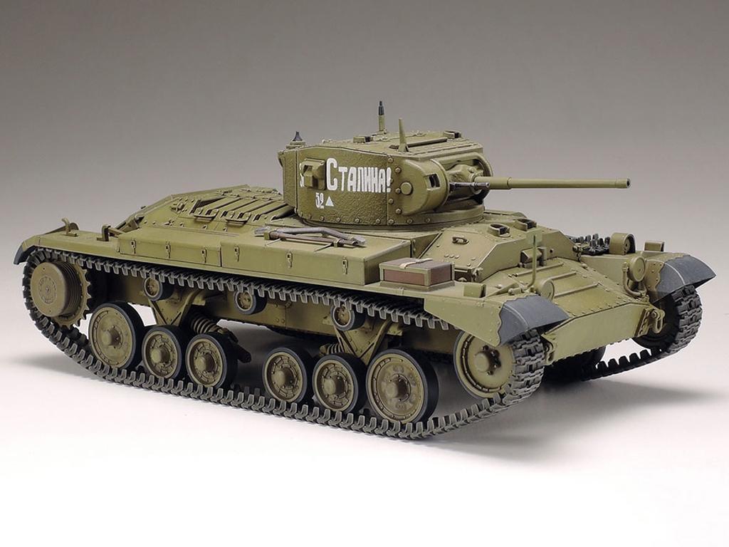 Tanque Británico Valentine Mk.II/IV  (Vista 4)