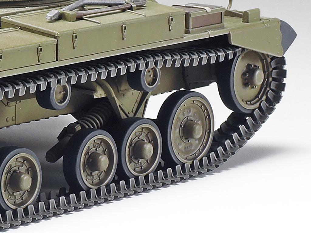 Tanque Británico Valentine Mk.II/IV  (Vista 7)