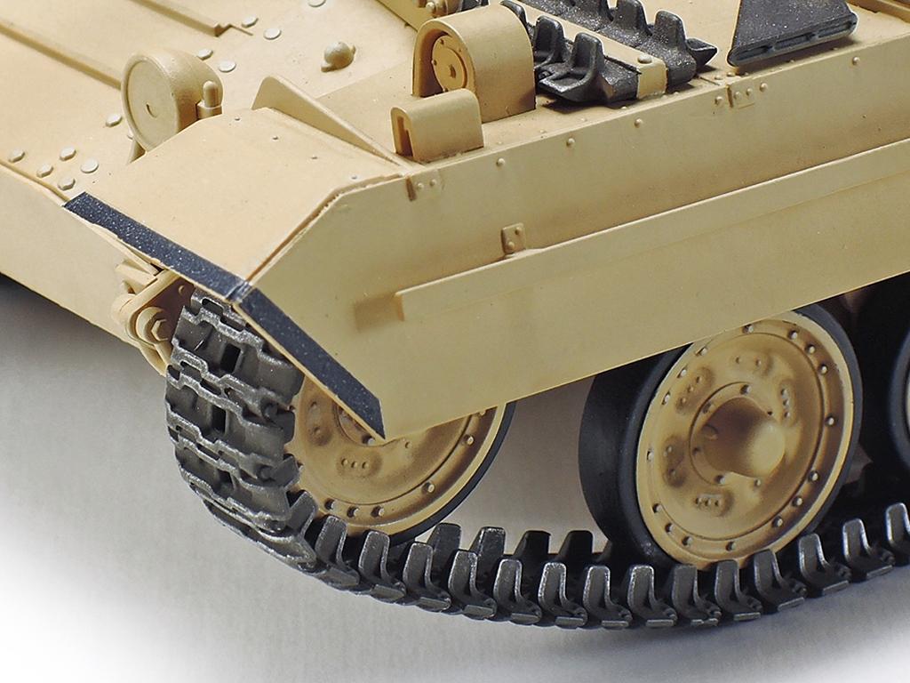 Tanque Británico Valentine Mk.II/IV  (Vista 8)