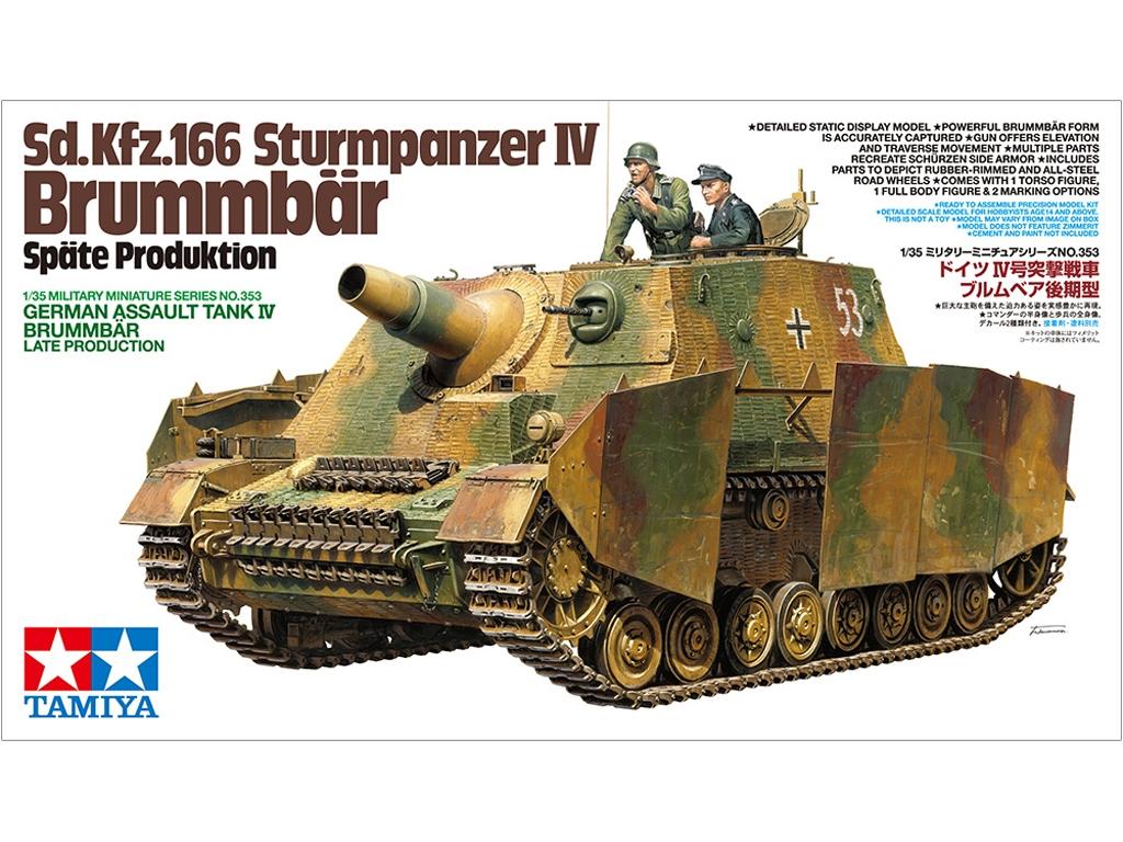 Brummbar Late Production - Ref.: TAMI-35353