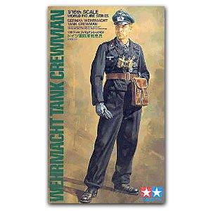Tanquista de la Wehrmacht - Ref.: TAMI-36301