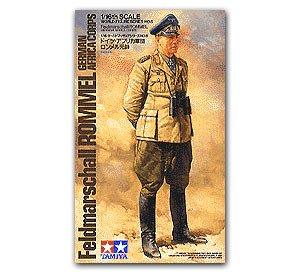 Feldmarshall Rommel figure  (Vista 1)