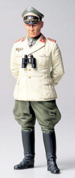 Feldmarshall Rommel figure  (Vista 2)