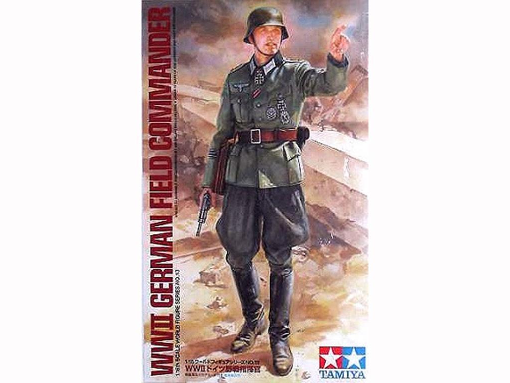 Comandante de Campo alemán - Ref.: TAMI-36313