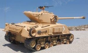 Tanque RC M51 Super Sherman   (Vista 2)