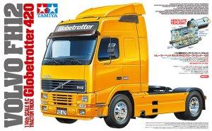 RC Volvo FH12 Globetrotter 420  (Vista 1)