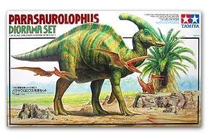 Parasaurolophus Diorama Set  (Vista 1)