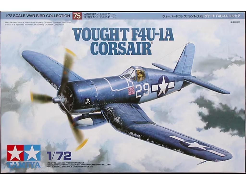 F4U-1A Corsair - Ref.: TAMI-60775