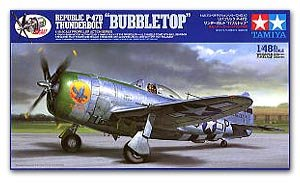 PA P-47D Thunderbolt Bubbletop