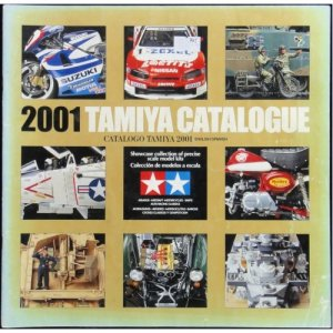 Catalogo Tamiya 2001  (Vista 1)