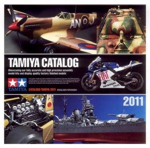 Catalogo Tamiya 2011  (Vista 1)