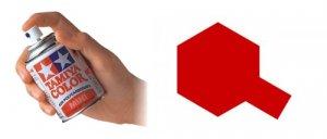 Policarbonato Rojo Metalico PS15  (Vista 1)