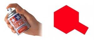Policarbonato Rojo Fluerescente PS20  (Vista 1)