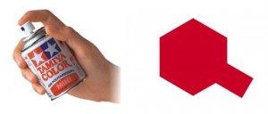Policarbonato Rojo Translucido  PS37  (Vista 1)