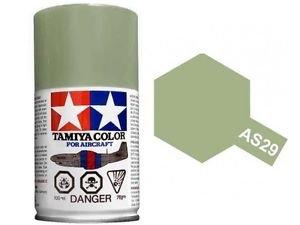 Verde Grisaceo IJN  AS-29  (Vista 1)