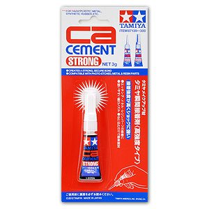 Tamiya CA Cement  (Vista 1)
