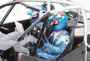 Rally Piloto y co-piloto - Ref.: TAMI-89610