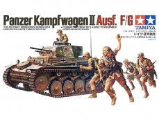 Panzer Kampfwagen II Ausf. F/G - Ref.: TAMI-35009