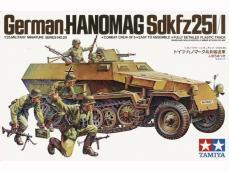 German Hanomag Sd.Kfz. 251/1 - Ref.: TAMI-35020