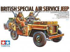 Jeep S.A.S. Britanico - Ref.: TAMI-35033