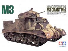 Bristish Army Medium Tank M3 Grant MK I - Ref.: TAMI-35041