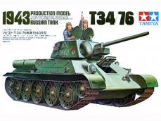 Russian Tank T 34/76 Model 1943  - Ref.: TAMI-35059