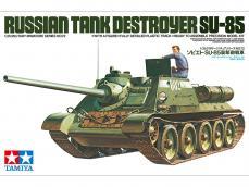 Tanque Ruso SU-85 - Ref.: TAMI-35072