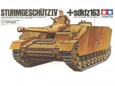 German Sturmgeschutz IV - Ref.: TAMI-35087