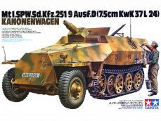 Vehículo semioruga Sd.Kfz. 251 - Ref.: TAMI-35147