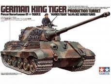 Tanque Aleman King Tiger - Ref.: TAMI-35164