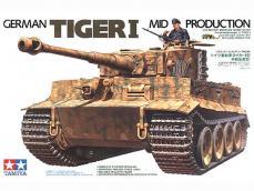 German Tiger I Mid Production - Ref.: TAMI-35194