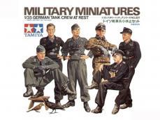 Dotación de Tanque Aleman - Ref.: TAMI-35201