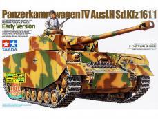 German Pz.Kpfw.IV Ausf.H Early Version - Ref.: TAMI-35209
