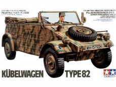 Kubelwagen Type 82 - Ref.: TAMI-35213