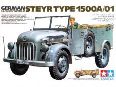 German Steyr Type 1500A/01 - Ref.: TAMI-35225