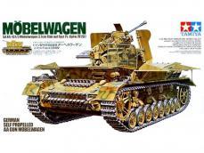 FlakPanzer IV Mobelwagen 37mm - Ref.: TAMI-35237