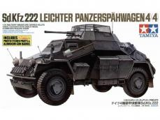 German Armored Car Sd. Kfz. 222 - Ref.: TAMI-35270