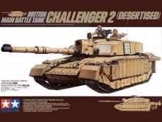 Bristish Challenger 2 (Desertised) - Ref.: TAMI-35274