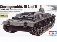 Stug. III Ausf. B - Ref.: TAMI-35281