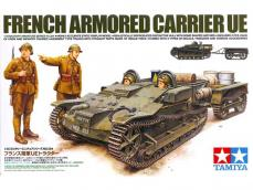 French Army UE Tractor - Ref.: TAMI-35284