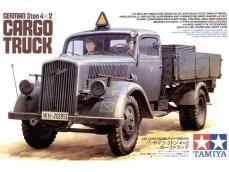 Camión de carga alemán 3 ton. 4x2 - Ref.: TAMI-35291