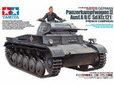 Panzer II Ausf.A/B/C Campaña Frances - Ref.: TAMI-35292