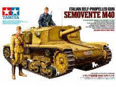 SP Gun Semovente M40 - Ref.: TAMI-35294