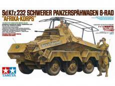 Sd.Kfz.232 Africa-Korps - Ref.: TAMI-35297