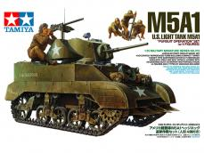 U.S. Light Tank M5A1  - Ref.: TAMI-35313